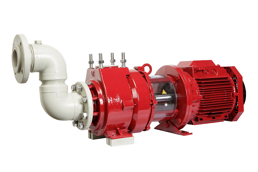 Self priming pump MPNSA series