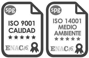 Certificados ISO Equipos Inbeat
